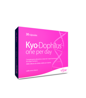 Kyo Dophilus one per day 30 PNG
